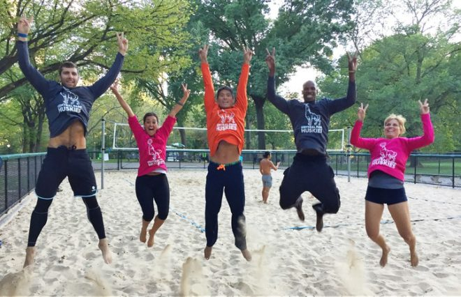 Sand Volleyball Team Names iron on transfers